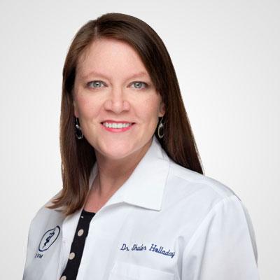 Marian Shuler Holladay (DVM, CVA)