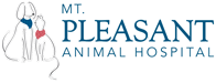 logo mount pleasant animal hospital